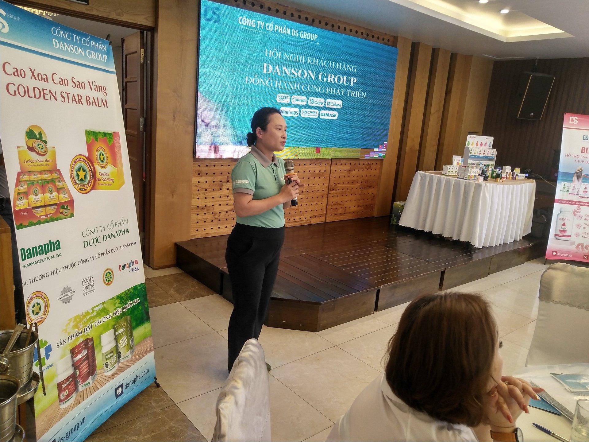 Hội nghị khách hàng Danson Group tại Hải Phòng